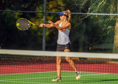 Gwynedd Tennis on a Winning Streak