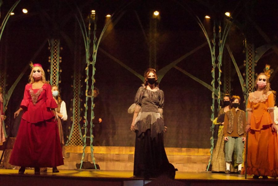 """""""Into the Woods"""" by Gwynedd Musical Theater"""