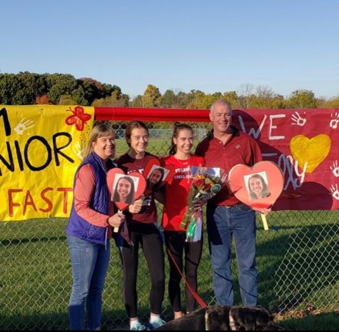 Cross Country Senior Night