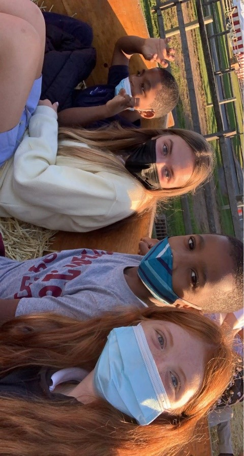 Project Mercy Visits Merrymead Farms!
